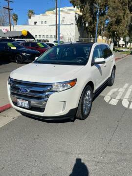 2013 Ford Edge for sale at LA PLAYITA AUTO SALES INC - 3271 E. Firestone Blvd Lot in South Gate CA