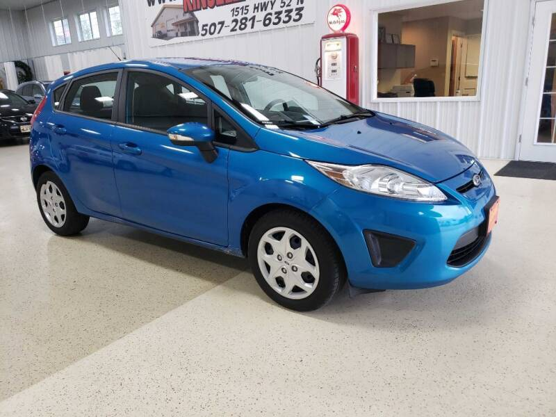 2013 Ford Fiesta for sale at Kinsellas Auto Sales in Rochester MN