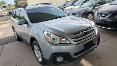 2013 Subaru Outback for sale at Divine Auto Sales LLC in Omaha NE