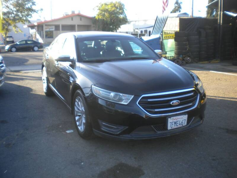 2014 Ford Taurus for sale at AUTO SELLERS INC in San Diego CA