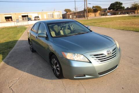 2008 Toyota Camry for sale at Highland Autoplex, LLC in Dallas TX