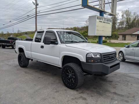 2007 GMC Sierra 2500HD Classic for sale at Route 22 Autos in Zanesville OH