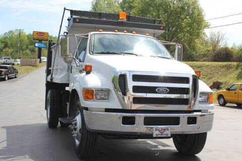 2006 Ford F-750 Super Duty for sale at Baldwin Automotive LLC in Greenville SC