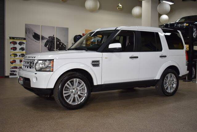 2011 Land Rover LR4 for sale at DONE DEAL MOTORS in Canton MA