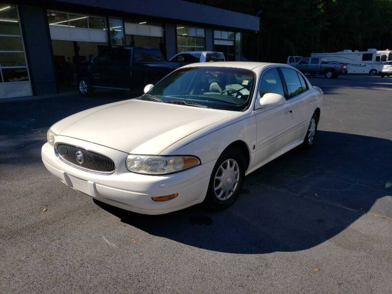 2004 Buick LeSabre for sale at Curtis Lewis Motor Co in Rockmart GA