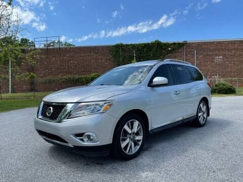2014 Nissan Pathfinder for sale at RoadLink Auto Sales in Greensboro NC