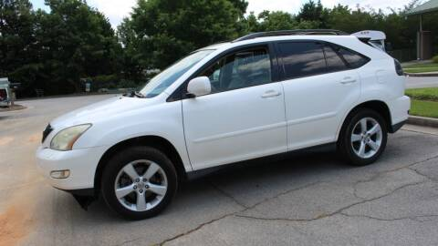 2004 Lexus RX 330 for sale at NORCROSS MOTORSPORTS in Norcross GA