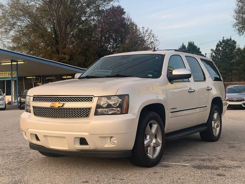 2012 Chevrolet Tahoe for sale at GR Motor Company in Garner NC