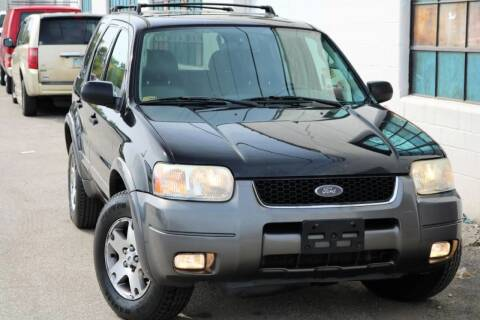 2004 Ford Escape for sale at JT AUTO in Parma OH