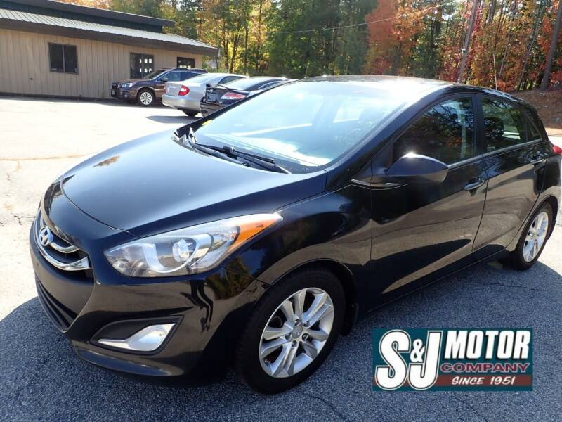 2014 Hyundai Elantra GT for sale at S & J Motor Co Inc. in Merrimack NH