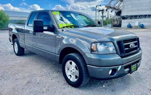 2007 Ford F-150 for sale at Island Auto Express in Grand Island NE