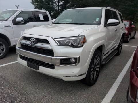 2016 Toyota 4Runner for sale at Strosnider Chevrolet in Hopewell VA