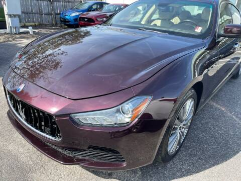 2015 Maserati Ghibli for sale at Sheldon Motors in Tampa FL