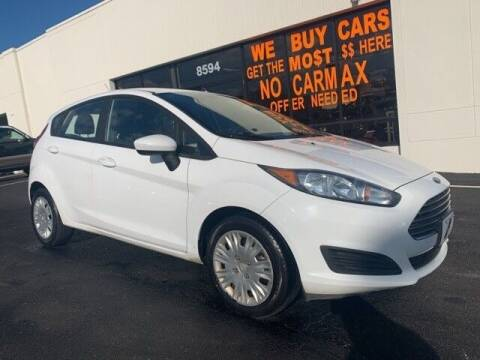 2016 Ford Fiesta for sale at BuyFromAndy.com at Hi Lo Auto Sales in Frederick MD