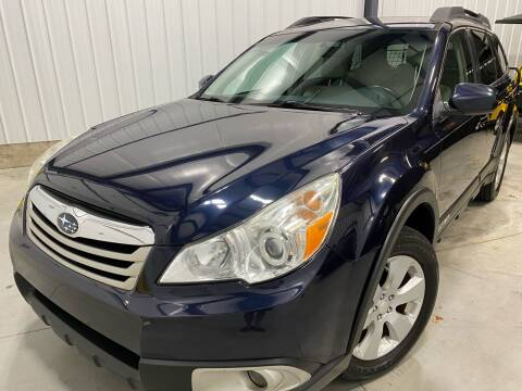 2012 Subaru Outback for sale at EUROPEAN AUTOHAUS, LLC in Holland MI