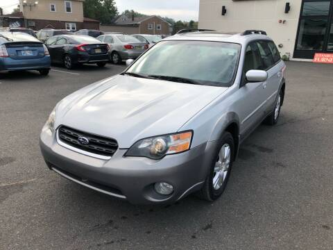 2005 Subaru Outback for sale at MAGIC AUTO SALES in Little Ferry NJ