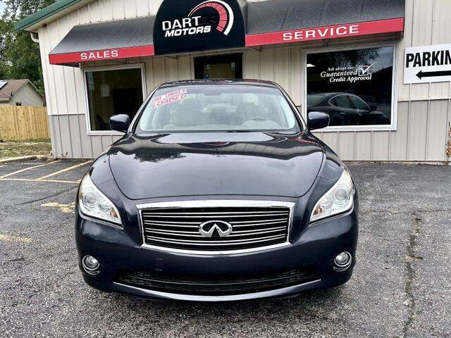 2011 Infiniti M37 for sale in McHenry, IL