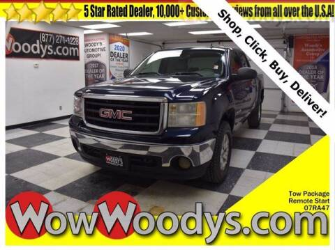 2007 GMC Sierra 1500 for sale at WOODY'S AUTOMOTIVE GROUP in Chillicothe MO