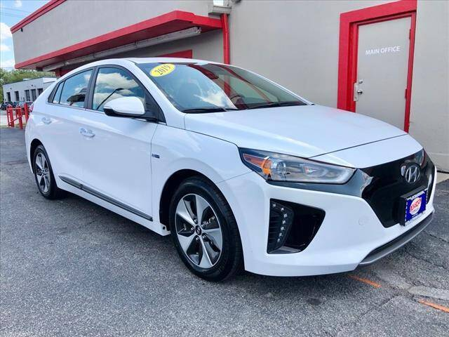 2019 Hyundai Ioniq Electric for sale at Richardson Sales & Service in Highland IN