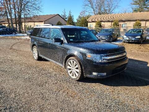 2014 Ford Flex for sale at BETTER BUYS AUTO INC in East Windsor CT