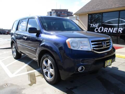 2013 Honda Pilot for sale at Cornerlot.net in Bryan TX