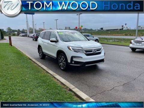 2022 Honda Pilot for sale at Tom Wood Honda in Anderson IN