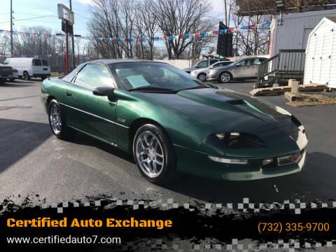 1994 Chevrolet Camaro for sale at Certified Auto Exchange in Keyport NJ