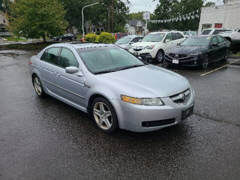 2004 Acura TL for sale at BETTER BUYS AUTO INC in East Windsor CT