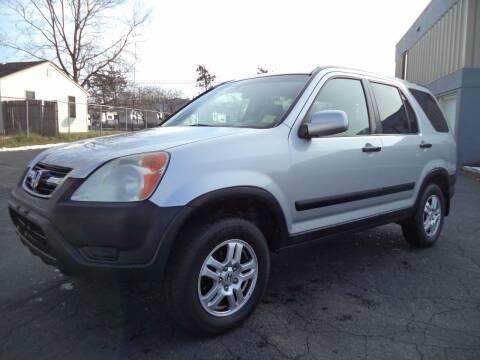 2003 Honda CR-V for sale at Niewiek Auto Sales in Grand Rapids MI