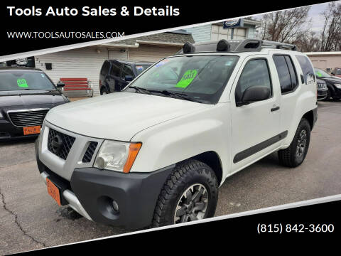 2014 Nissan Xterra for sale at Tools Auto Sales & Details in Pontiac IL