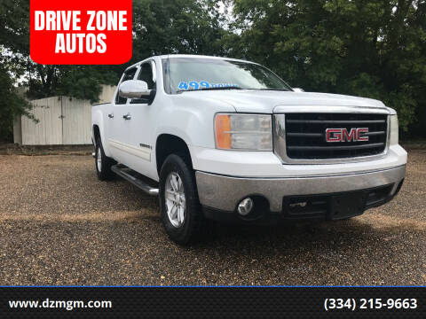 2007 GMC Sierra 1500 for sale at DRIVE ZONE AUTOS in Montgomery AL