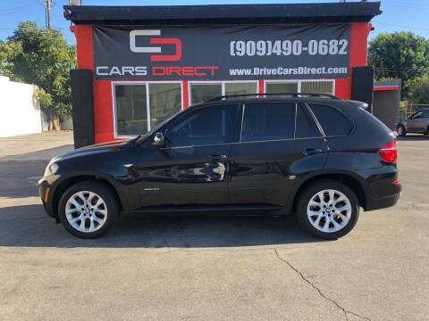 2011 BMW X5 for sale at Cars Direct in Ontario CA