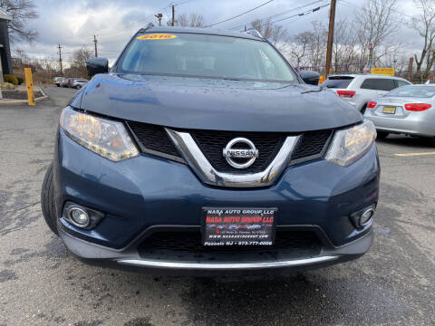 2016 Nissan Rogue for sale at Nasa Auto Group LLC in Passaic NJ