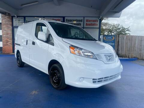 2018 Nissan NV200 for sale at ELITE AUTO WORLD in Fort Lauderdale FL