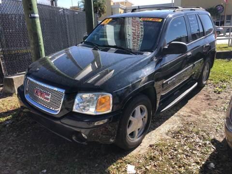 2003 GMC Envoy for sale at Castagna Auto Sales LLC in Saint Augustine FL