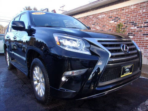 2014 Lexus GX 460 for sale at Certified Motorcars LLC in Franklin NH