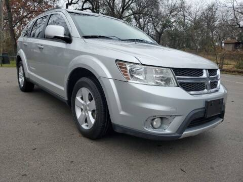 2011 Dodge Journey for sale at Thornhill Motor Company in Lake Worth TX