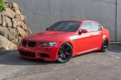 2009 BMW M3 for sale at Zadart in Bellevue WA