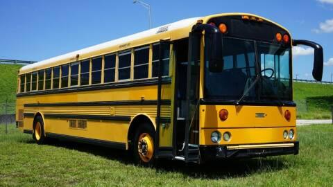 2002 Thomas Built Buses Saf-T-Liner MVP ER for sale at American Trucks and Equipment in Hollywood FL