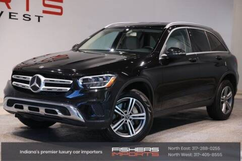 2020 Mercedes-Benz GLC for sale at Fishers Imports in Fishers IN