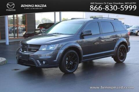 2018 Dodge Journey for sale at Bening Mazda in Cape Girardeau MO