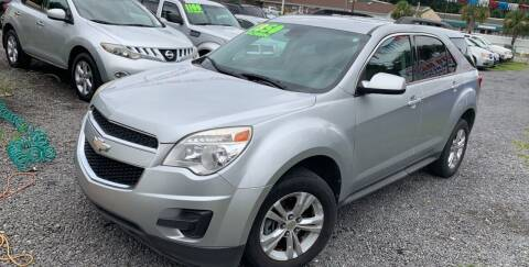 2012 Chevrolet Equinox for sale at Auto Mart - Dorchester in North Charleston SC