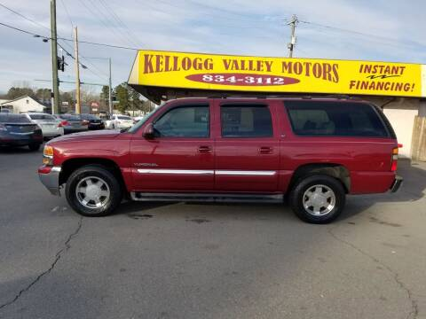 2005 GMC Yukon XL for sale at Kellogg Valley Motors in Gravel Ridge AR