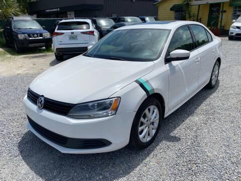 2011 Volkswagen Jetta for sale at Velocity Autos in Winter Park FL