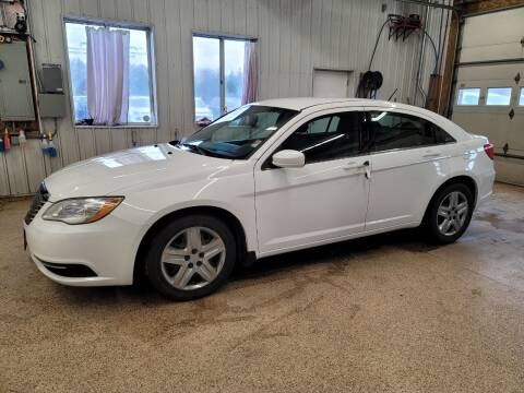 2014 Chrysler 200 for sale at Sand's Auto Sales in Cambridge MN