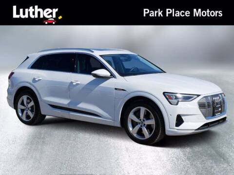2019 Audi e-tron for sale at Park Place Motor Cars in Rochester MN