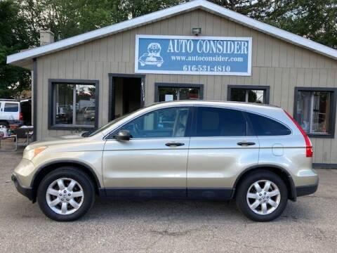 2007 Honda CR-V for sale at Auto Consider Inc. in Grand Rapids MI