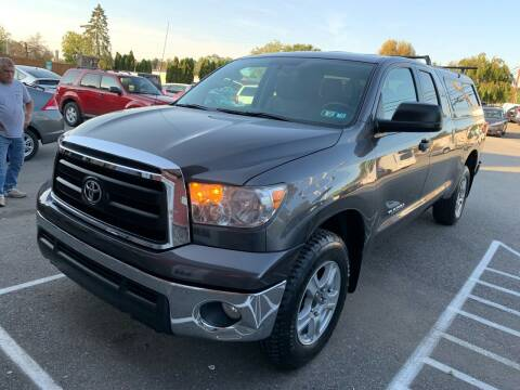 2012 Toyota Tundra for sale at Sam's Auto in Akron PA