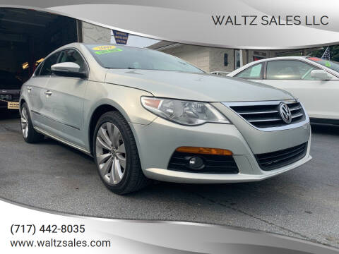 2009 Volkswagen CC for sale at Waltz Sales LLC in Gap PA