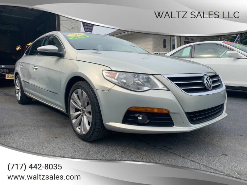 2009 Volkswagen CC for sale at Waltz Sales LLC in Gap PA